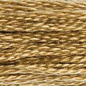 DM117-3045 STRANDED COTTON 8M SKEIN Coffee Cream