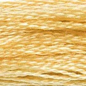 DM117-0676 STRANDED COTTON 8M SKEIN Savannah Gold