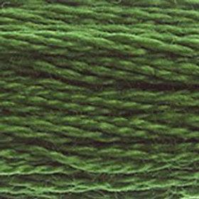 DM117-0904 STRANDED COTTON 8M SKEIN Avocado Green