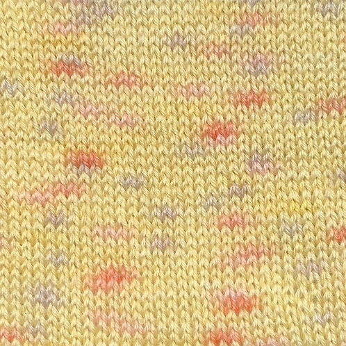 Woolly 4ply Jack and Jill 100% Pure Wool Sh 149 Lemon
