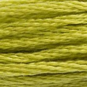 DM117-0166 STRANDED COTTON 8M SKEIN Moss Green