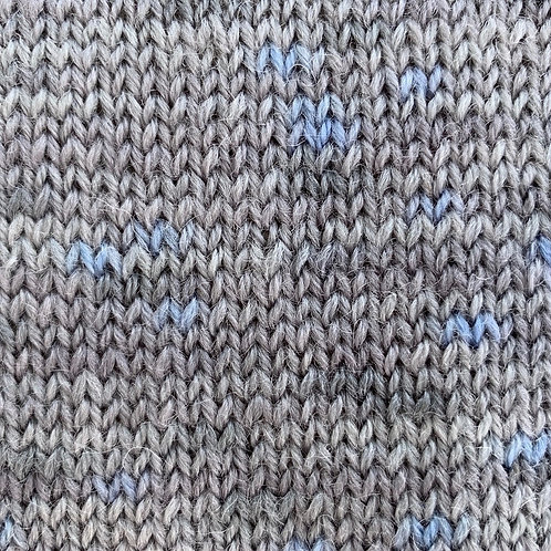 Woolly 4ply Jack and Jill 100% Pure Wool Sh 144 Silver Blue