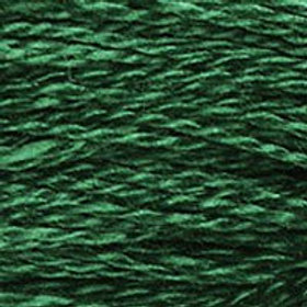 DM117-3818 STRANDED COTTON 8M SKEIN Pine Tree Green