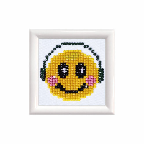 Smiling Groove kit with frame