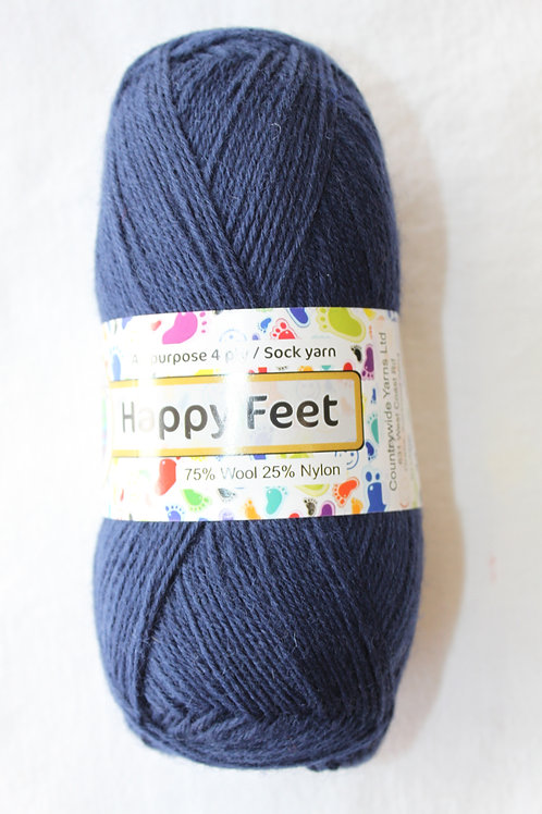 Happy Feet 4PLY DK 75% Wool / 25% Nylon 50gm Shade 44