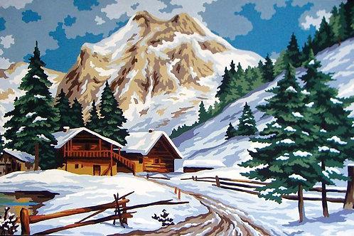 Grafitec Printed Tapestry Winter Time