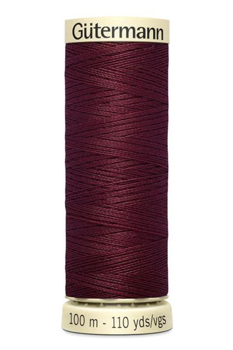 Gutermann Extra Strong Thread 100% polyester 100m #369