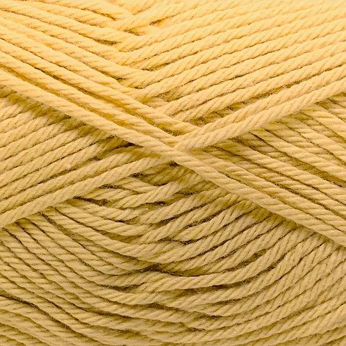 Crucci - 8ply 100% Pure Cotton Sh 107 Mustard