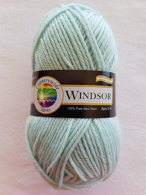 Windsor Standard 8 PLY DK 100% Wool 50gm Light Mint
