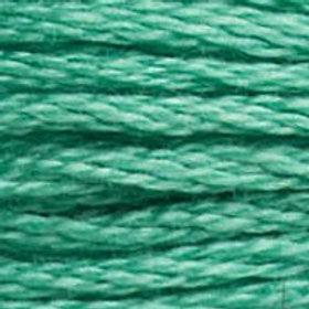 DM117-3851 STRANDED COTTON 8M SKEIN Bright Green