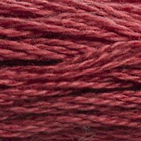 DM117-3721 STRANDED COTTON 8M SKEIN Earth Pink