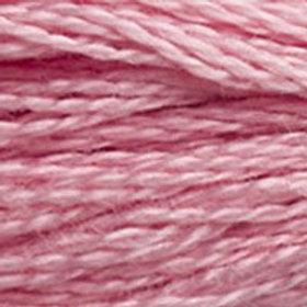 DM117-3354 STRANDED COTTON 8M SKEIN Hydrangea Pink