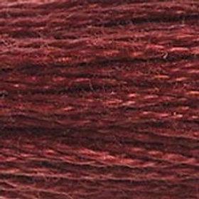 DM117-0221 STRANDED COTTON 8M SKEIN Mars Red