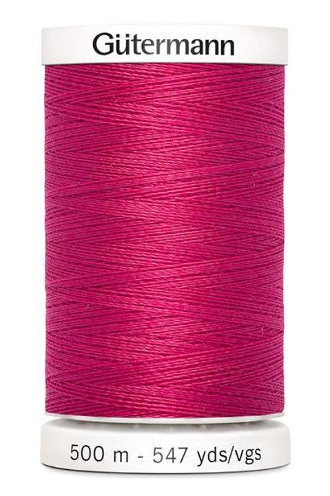 Gutermann Sew all Thread 100% polyester 500m #382