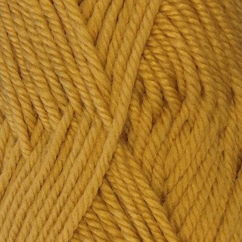 Crucci - 8ply Merino Wool Sh 13 Mustard