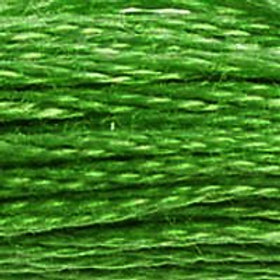 DM117-0703 STRANDED COTTON 8M SKEIN Springtime Green