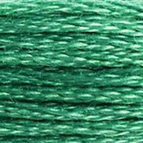 DM117-0912 STRANDED COTTON 8M SKEIN Peppermint Green