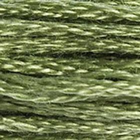 DM117-3364 STRANDED COTTON 8M SKEIN Sage Green
