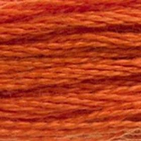 DM117-0720 STRANDED COTTON 8M SKEIN Rust