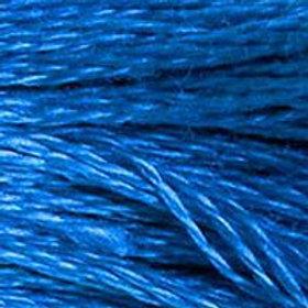DM117-0995 STRANDED COTTON 8M SKEIN Caribbean Blue