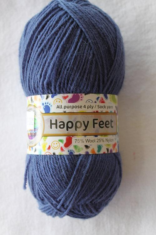 Happy Feet 4PLY DK 75% Wool / 25% Nylon 50gm Shade 46