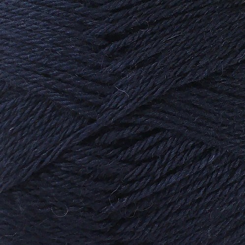 Crucci - 4ply 100% Pure New Zealand Soft Wool Sh 9 Midnight