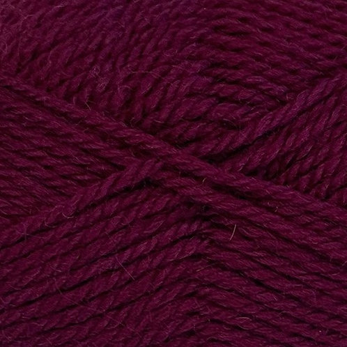 Crucci - 8ply 100% Pure Soft Wool Sh 184 Mulberry