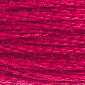DM117-0498 STRANDED COTTON 8M SKEIN Dark Red