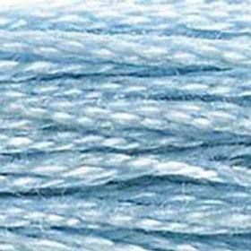 DM117-0800 STRANDED COTTON 8M SKEIN Sky Blue
