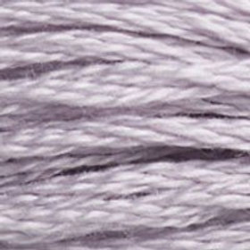 DM117-3743 STRANDED COTTON 8M SKEIN Pale Lilac