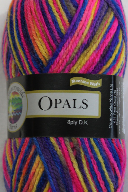 Opals Super Soft 100% Acrylic 8 ply 50g