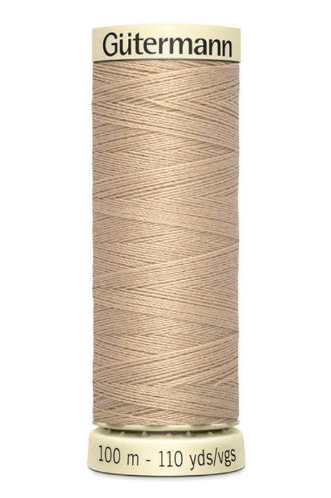 Gutermann Sew all Thread 100% polyester 100m #186