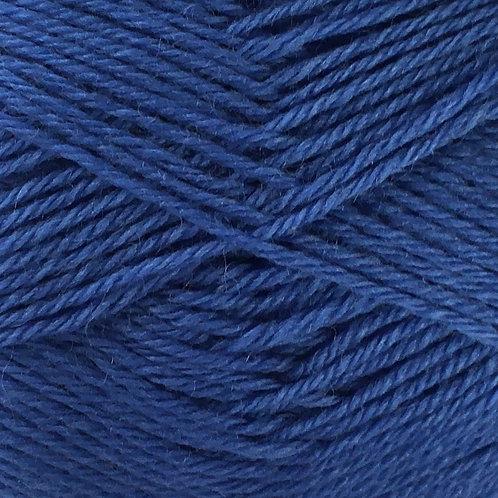 Crucci - 4ply 100% Pure New Zealand Soft Wool Sh 10 Pro Blue
