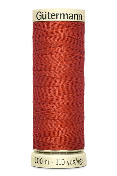 Gutermann Sew all Thread 100% polyester 100m #589