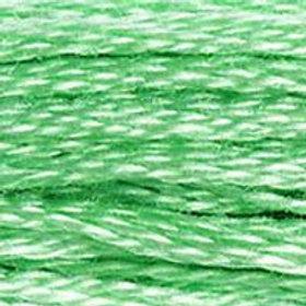 DM117-0954 STRANDED COTTON 8M SKEIN Field Green