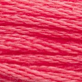 DM117-0892 STRANDED COTTON 8M SKEIN Petunia Pink
