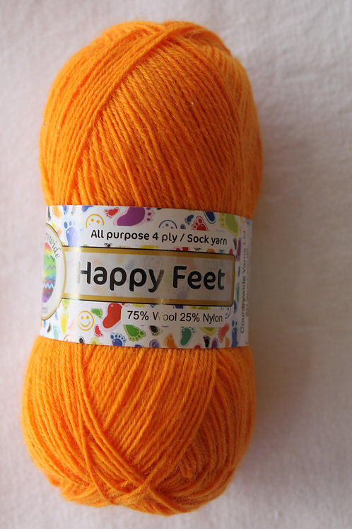 Happy Feet 4PLY DK 75% Wool / 25% Nylon 50gm Shade 49