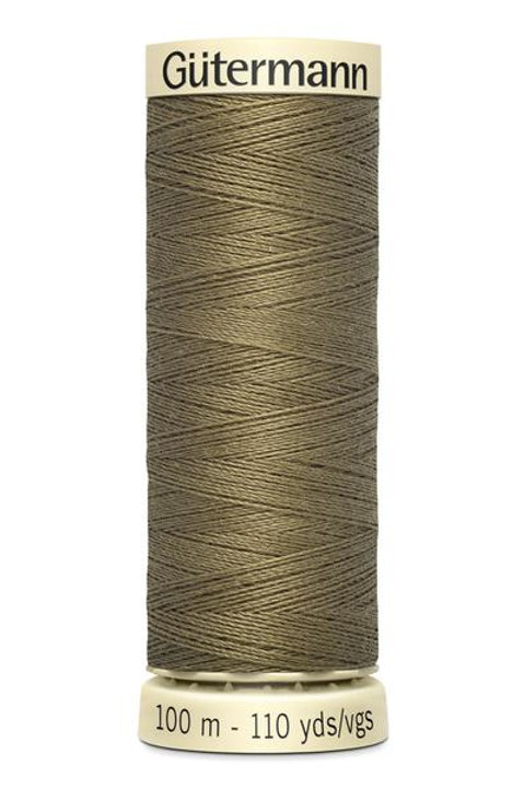 Gutermann Sew all Thread 100% polyester 100m #528