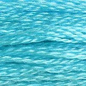 DM117-3846 STRANDED COTTON 8M SKEIN Light Turquoise
