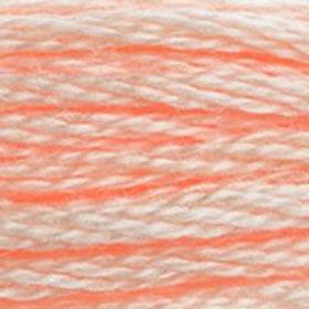 DM117-0967 STRANDED COTTON 8M SKEIN Pale Apricot
