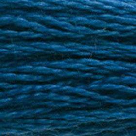 DM117-3842 STRANDED COTTON 8M SKEIN Deep Wedgwood Blue