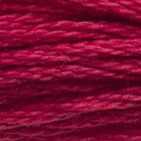 DM117-3831 STRANDED COTTON 8M SKEIN Dark Raspberry