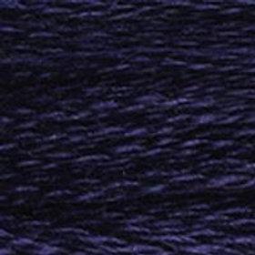 DM117-0823 STRANDED COTTON 8M SKEIN Blueberry Blue