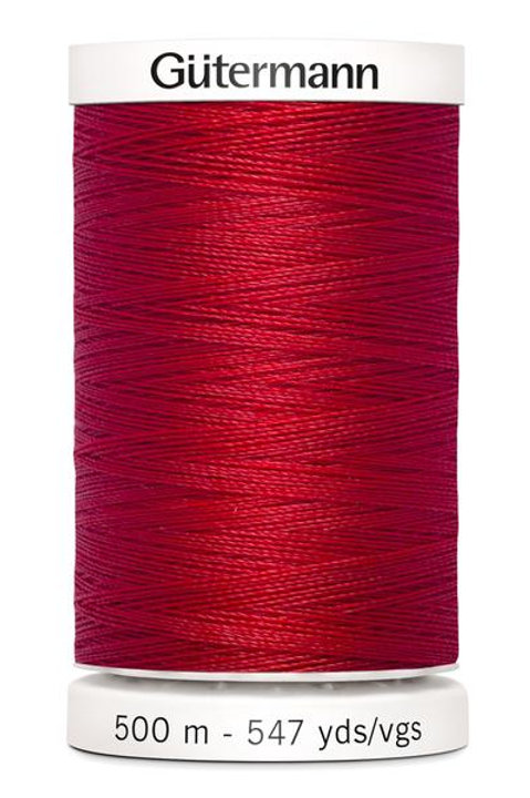 Gutermann Sew all Thread 100% polyester 500m #156
