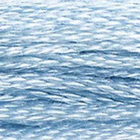DM117-3325 STRANDED COTTON 8M SKEIN Azure Blue
