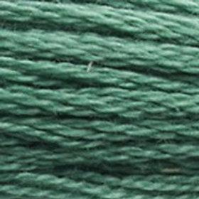 DM117-3815 STRANDED COTTON 8M SKEIN Eucalyptus Green