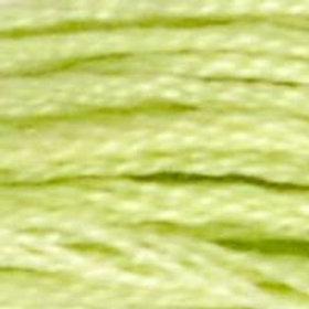 DM117-0015 STRANDED COTTON 8M SKEIN GREEN CHARM