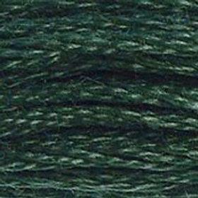 DM117-0500 STRANDED COTTON 8M SKEIN Ivy Green