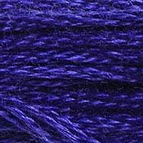 DM117-0791 STRANDED COTTON 8M SKEIN Dark Cornflower Blue