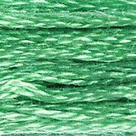 DM117-0913 STRANDED COTTON 8M SKEIN Jade Green